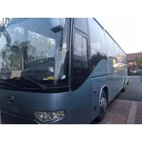 Cheap 12m Length 55 Seats Higer Used Coach Bus 2009 Year 100km/H Max Speed for sale