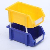 Cheap Plastic Tool Stackable Storage Box Bin for sale