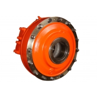 Cheap Hydraulic Radial Piston Variable Displacement Motor 208RPM 20000 N.M for sale