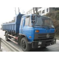 Cheap 2010 Year Used Dump Truck 190hp Automatic Dump For Loading Heavy Goods for sale