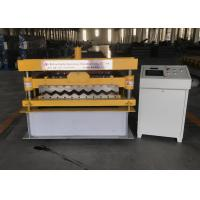 Cheap 380V Wall Panel Roll Forming Machine Corrugated Tile Roll Forming Machine for sale