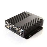 """Cheap 4 Channel HD Vehicle Mobile DVR Car Video Recorder Support 2.5"""" Sata HDD Card for sale"""