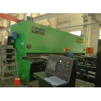 Cheap 16mm Thckness 6000mm Hydraulic Cnc Shearing Machine For Metal Plate , Low Noise for sale
