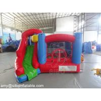 Cheap Customized Stable Inflatable Bouncer Slide Kids Inflatable Jumping House For Home for sale