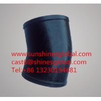 Quality CISPI301 No Hub Cast Iron Pipe Fittings on sale