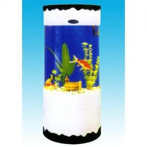 Quality acrylic cylindrical aquarium buy from 17 acrylic for Cylindrical fish tank
