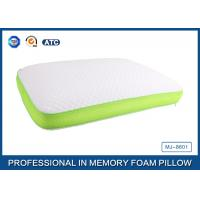 Cheap Therapeutic Memory Foam Cooling Gel Pillow with Tencel Fabric for sale