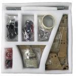 Cheap HICTOP Reprap Prusa I3 Replicator Desktop 3D Printer With DIY Tool Kits for sale