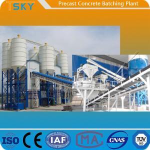 Cheap AC 380V 50HZ 30m³/H Precast Concrete Batch Plant for sale