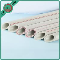 Cheap High Strength Grey Plastic Pipe 20 - 63 Mm Corrosion Resistance CE Certification for sale
