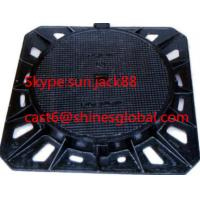 China Manhole Covers and Frames/Gully Grates on sale