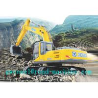 Cheap XCMG XE265C Caterpillar  Excavator 1.05~1.25m3 for sale