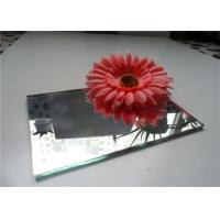 Cheap Professional Plain Mirror Glass 3mm 4mm 5mm 6mm Thickness With Beveled Edge for sale