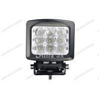 Cheap Black / White 90W Car LED Work Light , Off Road Flood Lights For 4x4 Tractor for sale