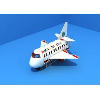 Cheap Customized Plane Play Set Kids Outdoor Playground Equipment Slide TQ-C2033 for sale