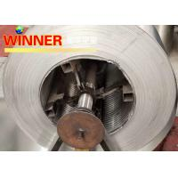 Cheap Drawing Stamping Aluminum Strip Roll Good Heat Preservation Performance for sale
