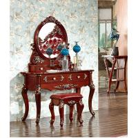 Cheap italian classic furniture wood antique dressing table for sale