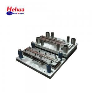 Cheap Sheet Metal Metal Stamping Mould C 45 Base Vacuum Heat Treatment Punching for sale
