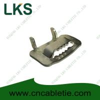 Cheap Toothed Stainless Steel Buckle LKS-L14,LKS-L38,LKS-L12,LKS-L58,LKS-L34 for sale