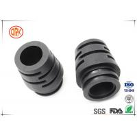 Supplier Customized Black NBR Nitrile Rubber Bushing For Automotive Manufactures