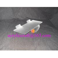 Cheap Wall Mounted Acrylic Shoe Display Stand / Rack For Sale for sale