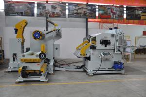 Cheap 2460mm height 140'S 45# Decoiling And Straightening Machine for sale