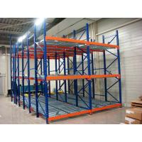 Cheap Corrosion Protection Pallet Live Racking FIFO System Heavy Duty Height 2000-4500MM for sale