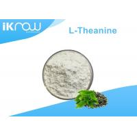 Cheap L - Theanine Supplement Raw Materials Cas 3081-61-6 Green Tea Extract for sale