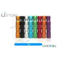 Cheap 1300mah Battery 510 Electronic Cigarette Kamry X6 Kit With 3.0ml Atomizer for sale