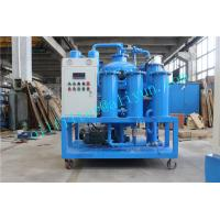 Cheap TYA-I Hydraulic Oil Filtration Plant,Filter Device,Blue Color,Refine machine,waste Industry oil regeneration for sale