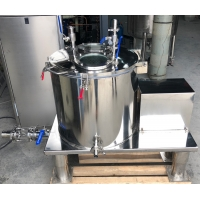 Buy cheap Centrifuge Machine Industrial Hemp Oil Extractor Hemp Alcohol Extraction Machine from wholesalers