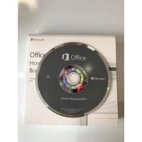 Cheap 32/64 Bit Windows Product Key Microsoft Office 2019HB DVD Package Key Code for sale