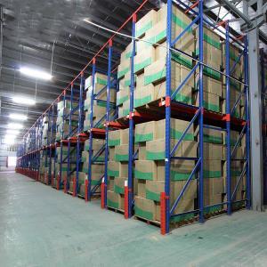 Cheap Adjustable Steel Industrial Shelving Warehouse Design Storage Heavy Duty for sale