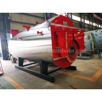 Cheap Digital Manufacturing Oil Fired Steam Boiler For Printing And Dying for sale