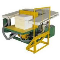 High Accuracy Sponge Contour Cutting Machine With Manual Operation , 3.8kw Manufactures
