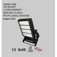 400W modular LED flood light with Meanwell HLG driver and lumileds luxeon 5050