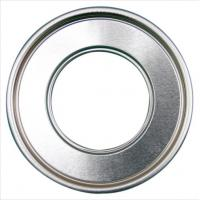 Cheap 307# Food-grade Small Hole Coated Metal Bottom for Paper Tube for sale