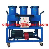 Cheap Low price oil purifier machine,  Portable Industrial Used Lube Oil Purification Machine, Oil Filtration Unit Suppliers for sale