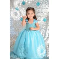 Disney princess fancy cosplay costume dress for halloween party wear