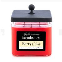 Glass Candle Jar Natural Aromatherapy Candles Home Scents Candles With Square Wooden Lid for sale