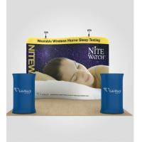 Quality Recyclable Foldable Tension Fabric Displays Aluminum Frame Eco friendly wholesale