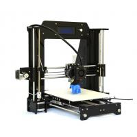 High Precision Desktop 3D Printer 3D Printing Machine with Acrylic Frame Manufactures
