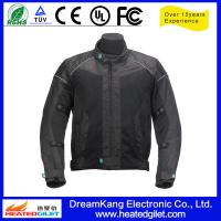 Cheap 50- 80W heated motorcyling jacket frorm Heatedgilet brand in China for sale