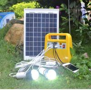 Mini DC Solar Lantern Solar Power Accessories USB Output 4m Lamp Holder Cable