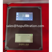 Buy cheap Lube Oil Online Particle Counter, Inline NAS Cleanness Degree Detector from wholesalers