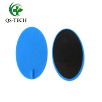 Buy cheap Factory wholesale 9.5x16cm Silicone rubber electrode conductive pad from wholesalers