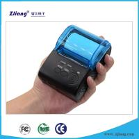 Cheap Zjiang Manufacturer Direct Price 58mm Bluetooth Thermal Mobile Printer POS with 12 Months Warranty for Android IOS for sale