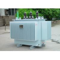 Buy cheap Full Sealed Outdoor Three Phase Power Transformers , 20kv Oil Filled Transformer from wholesalers