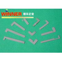 Buy cheap High Purity Battery Connector Strip Aluminium Nickel Material ≥ 35% Elongation from wholesalers
