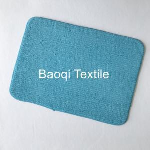 Cheap Microfiber memory foam bath mat,dry water microfiber bath mat ,washable mats ,microfiber floor mat for sale
